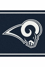 "MILLIKEN Los Angeles Rams Milliken 2'8"" x 3'10"" Spirit Rug"