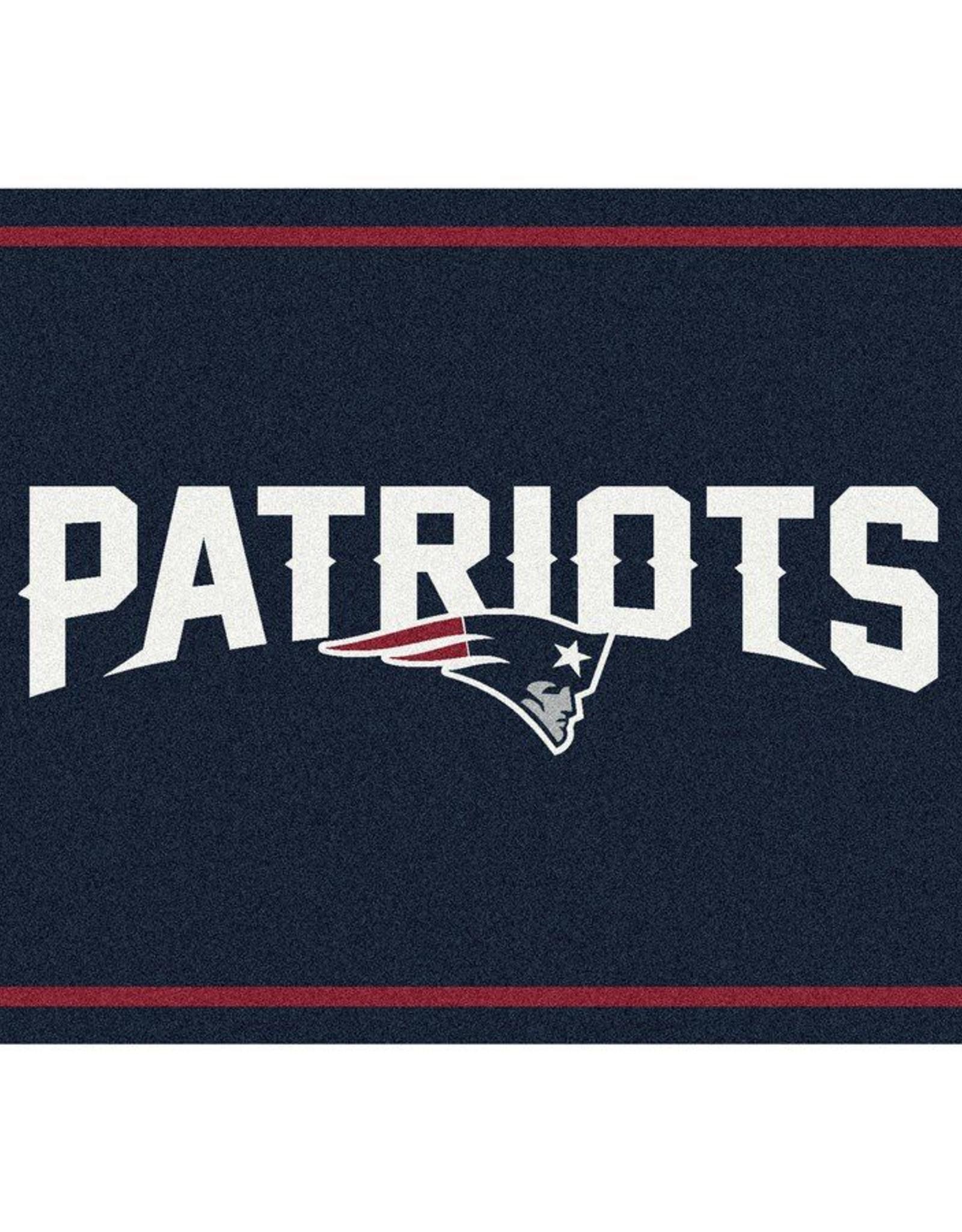 """MILLIKEN New England Patriots Milliken 2'8"""" x 3'10"""" Spirit Rug"""