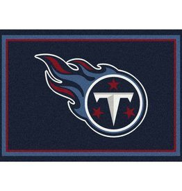 """MILLIKEN Tennessee Titans Milliken 2'8"""" x 3'10"""" Spirit Rug"""