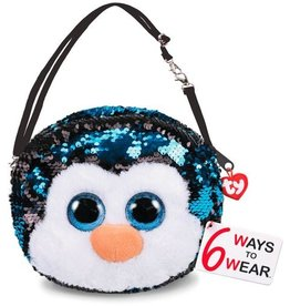 TY TY Waddles Sequin Purse