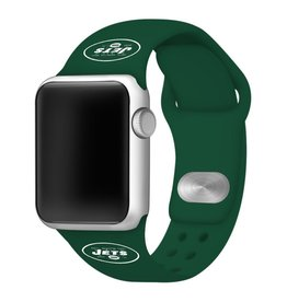GAMETIME New York Jets Sport Band Compatible with Apple Watch