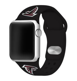 GAMETIME Atlanta Falcons Sport Band Compatible with Apple Watch
