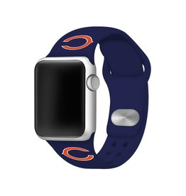 GAMETIME Chicago Bears Sport Band Compatible with Apple Watch