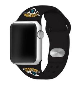 GAMETIME Jacksonville Jaguars Sport Band Compatible with Apple Watch