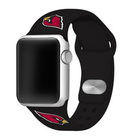 GAMETIME Arizona Cardinals Sport Band Compatible with Apple Watch