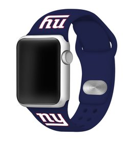 GAMETIME New York Giants Sport Band Compatible with Apple Watch