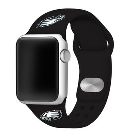 GAMETIME Philadelphia Eagles Sport Band Compatible with Apple Watch