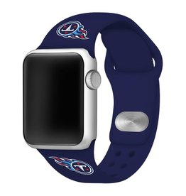 GAMETIME Tennessee Titans Sport Band Compatible with Apple Watch