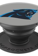 POPSOCKETS LLC Carolina Panthers PopSockets Cell Phone Holder