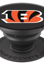 POPSOCKETS LLC Cincinnati Bengals PopSockets Cell Phone Holder