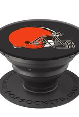 POPSOCKETS LLC Cleveland Browns PopSockets Cell Phone Holder