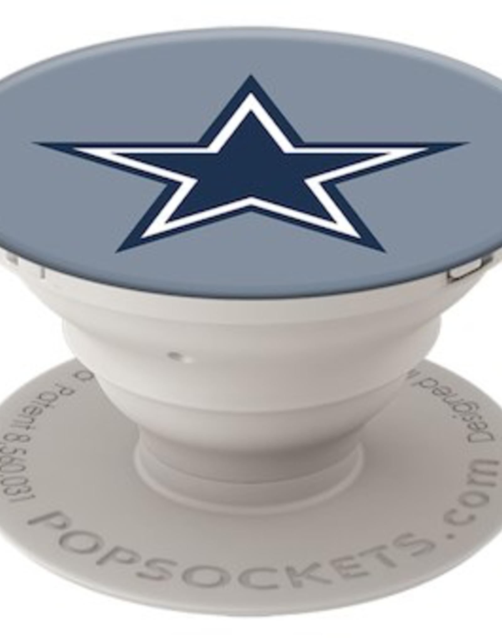 POPSOCKETS LLC Dallas Cowboys PopSockets Cell Phone Holder