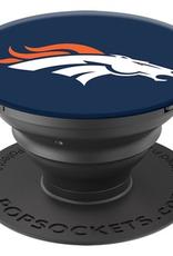 POPSOCKETS LLC Denver Broncos PopSockets Cell Phone Holder