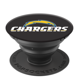 POPSOCKETS LLC Los Angeles Chargers PopSockets Cell Phone Holder