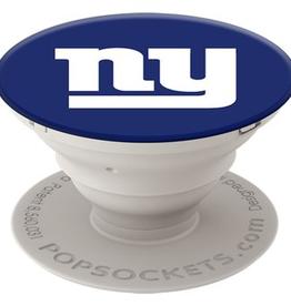 POPSOCKETS LLC New York Giants PopSockets Cell Phone Holder