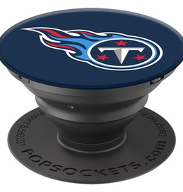 POPSOCKETS LLC Tennessee Titans PopSockets Cell Phone Holder