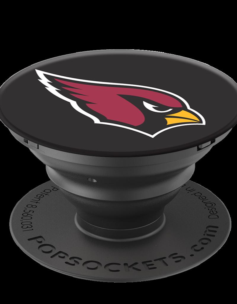 POPSOCKETS LLC Arizona Cardinals PopSockets Cell Phone Holder