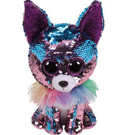 TY TY Yappy Sequin Chihuahua LG