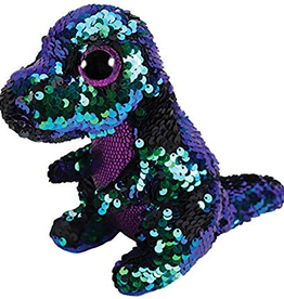 TY TY Crunch Sequin Dinosaur