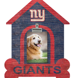 FAN CREATIONS New York Giants Dog House Photo Clip Frame