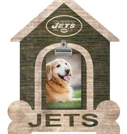 FAN CREATIONS New York Jets Dog House Photo Clip Frame