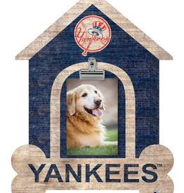FAN CREATIONS New York Yankees Dog House Photo Clip Frame