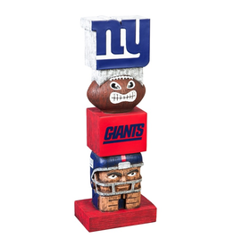 EVERGREEN New York Giants Tiki Totem