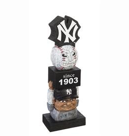 EVERGREEN New York Yankees Vintage Tiki Totem