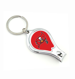 WORTHY PROMOTIONAL PRODUCTS Tampa Bay Buccaneers Multi Function 3-in-1 Keyring