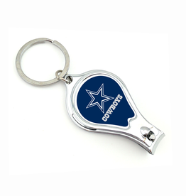 WORTHY PROMOTIONAL PRODUCTS Dallas Cowboys Multi Function 3-in-1 Keyring