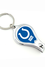WORTHY PROMOTIONAL PRODUCTS Indianapolis Colts Multi Function 3-in-1 Keyring