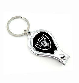 WORTHY PROMOTIONAL PRODUCTS Las Vegas Raiders Multi Function 3-in-1 Keyring