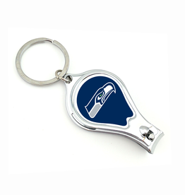 WORTHY PROMOTIONAL PRODUCTS Seattle Seahawks Multi Function 3-in-1 Keyring
