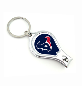 WORTHY PROMOTIONAL PRODUCTS Houston Texans Multi Function 3-in-1 Keyring
