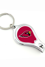 WORTHY PROMOTIONAL PRODUCTS Arizona Cardinals Multi Function 3-in-1 Keyring