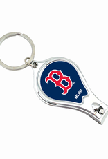 WORTHY PROMOTIONAL PRODUCTS Boston Red Sox Multi Function 3-in-1 Keyring