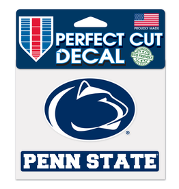 "WINCRAFT Penn State Nittany Lions 4.5"" x 5.75"" Perfect Cut Decals"