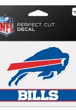 "WINCRAFT Buffalo Bills 4.5"" x 5.75"" Perfect Cut Decals"