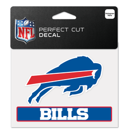 "WINCRAFT Buffalo Bills 4.5"" x 5.75"" Perfect Cut Decals"