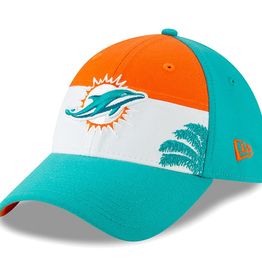 NEW ERA Miami Dolphins NFL19 39Thirty Draft Cap