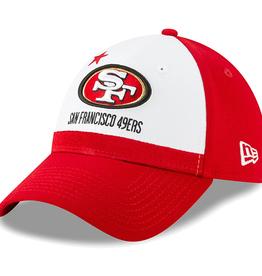NEW ERA San Francisco 49ers NFL19 39Thirty Draft Cap