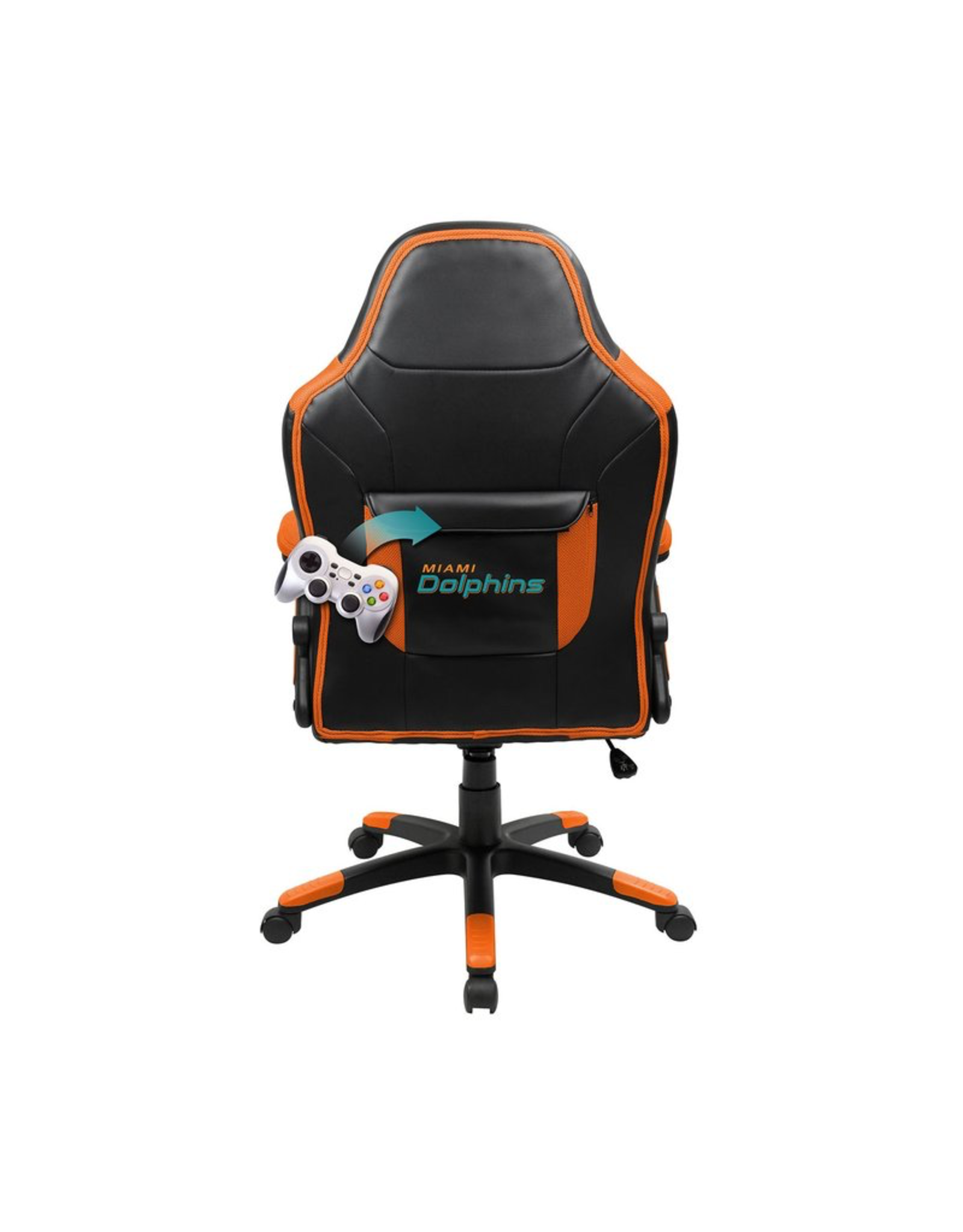 IMPERIAL Miami Dolphins Oversized Gaming/Office Chair