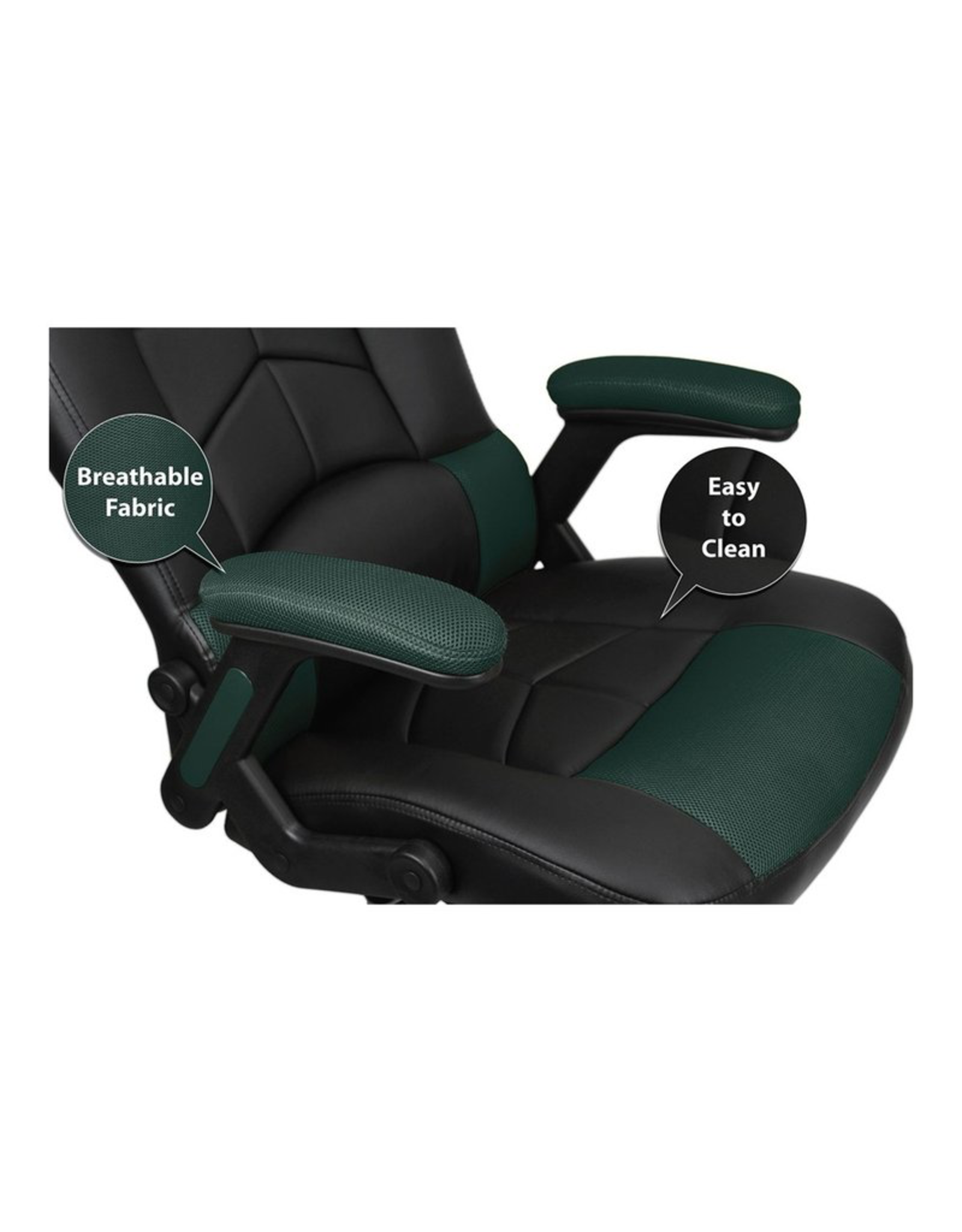 IMPERIAL Green Bay Packers Oversized Gaming/Office Chair