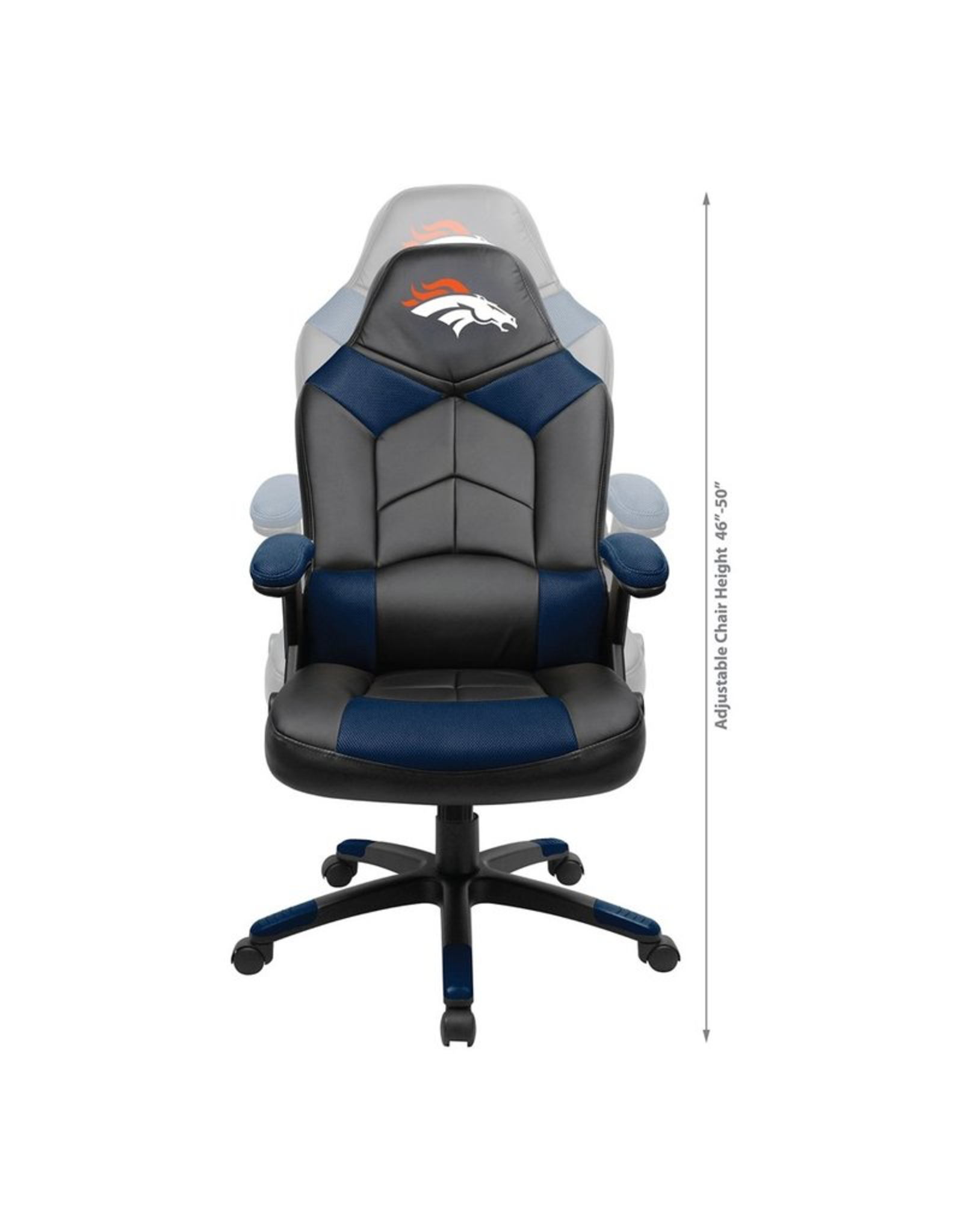 IMPERIAL Denver Broncos Oversized Gaming/Office Chair