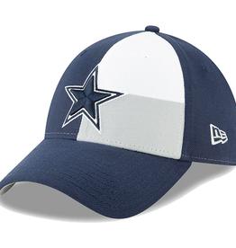 NEW ERA Dallas Cowboys NFL19 39Thirty Draft Cap