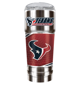 GREAT AMERICAN PRODUCTS Houston Texans 32oz Stainless Steel PRO Tumbler