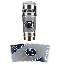 GREAT AMERICAN PRODUCTS Penn State Nittany Lions 32oz Stainless Steel PRO Tumbler