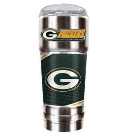 GREAT AMERICAN PRODUCTS Green Bay Packers 32oz Stainless Steel PRO Tumbler