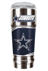 GREAT AMERICAN PRODUCTS Dallas Cowboys 32oz Stainless Steel PRO Tumbler