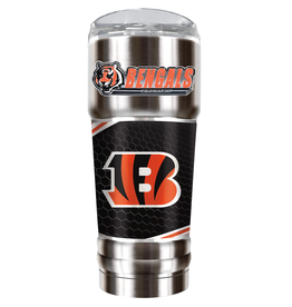GREAT AMERICAN PRODUCTS Cincinnati Bengals 32oz Stainless Steel PRO Tumbler